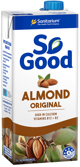 So Good Almond Milk Original