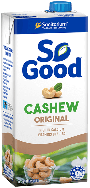 So Good Cashew Milk