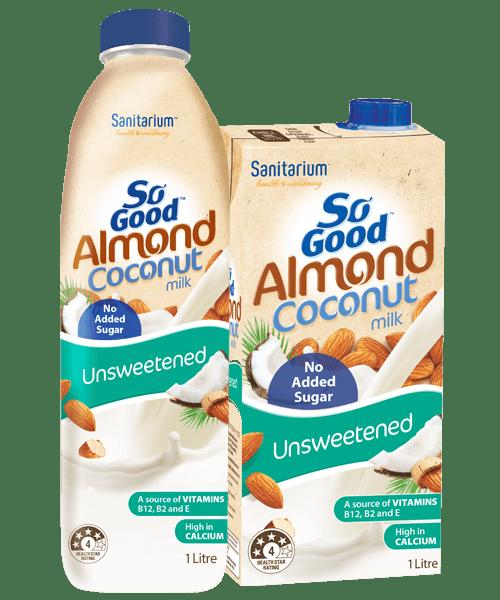So Good Almond & Coconut Milk Unsweetened