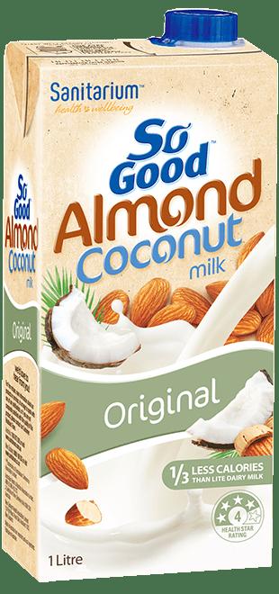 So Good Almond & Coconut Milk