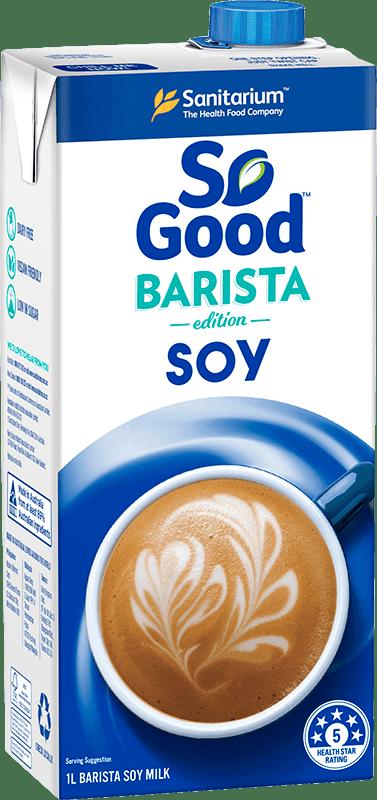 So Good Soy Barista Edition