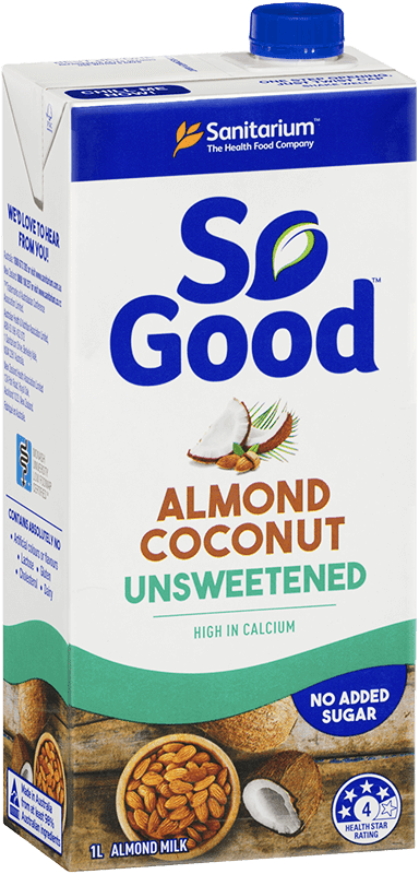 So Good Almond & Coconut Milk Unsweetened