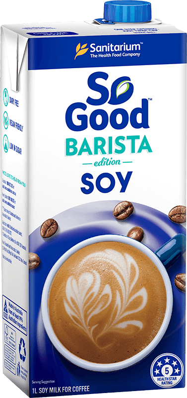 So Good Soy Barista Edition