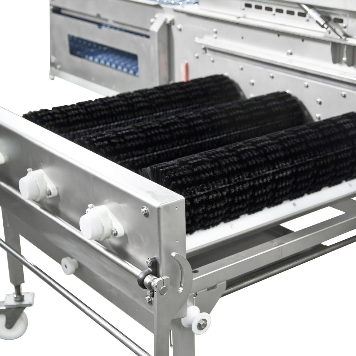 Roller Cleaning System