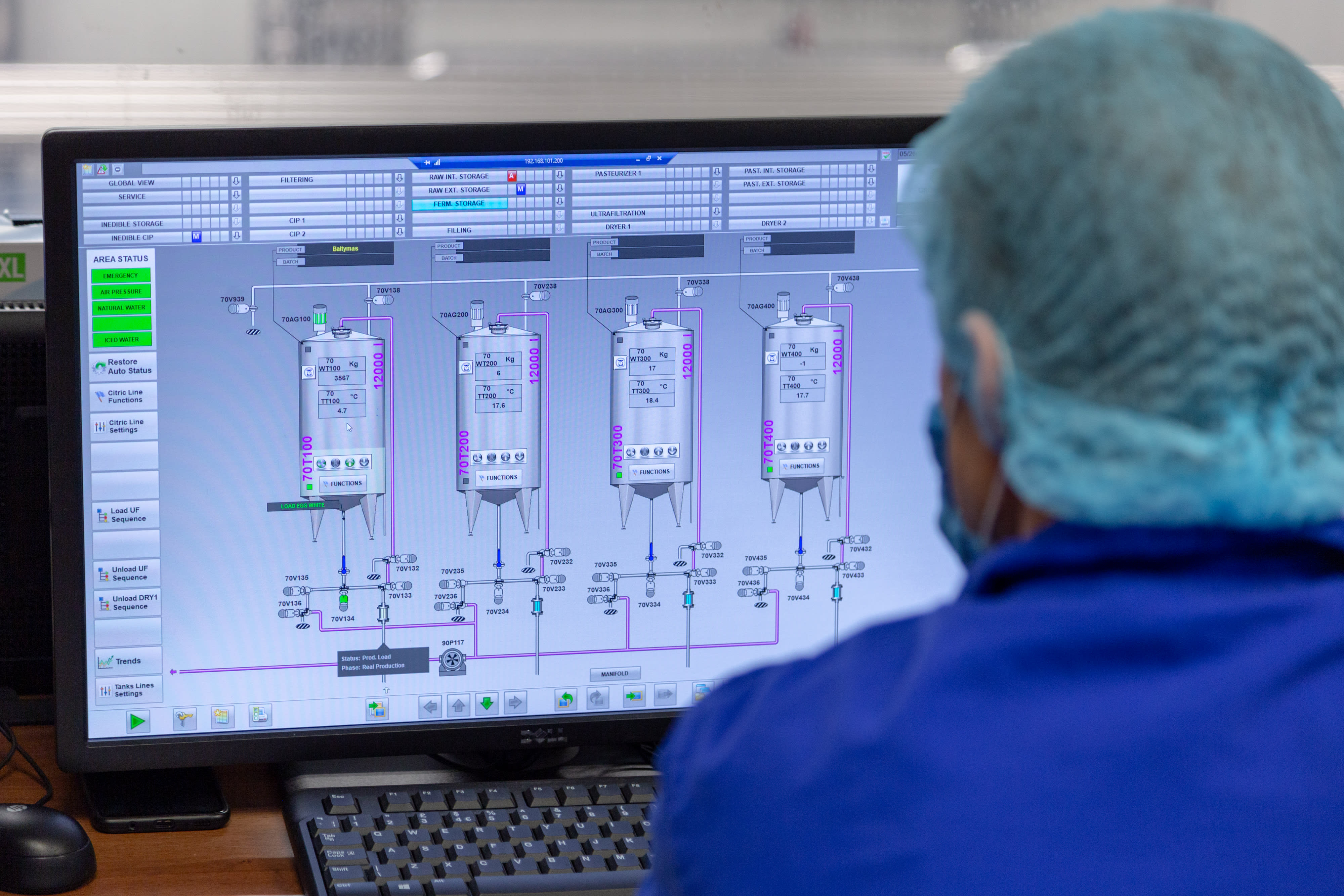 Advantages of Automation with SCADA