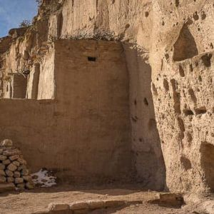Chimayo church, Puye Cliff Dwellings, Ortega's Weaving on tours from Santa Fe, New Mexico! Visit Santuario de Chimayo, and Fred Harvey buildings which helped birth Southwest Tourism in the time of the Santa Fe Railroad.