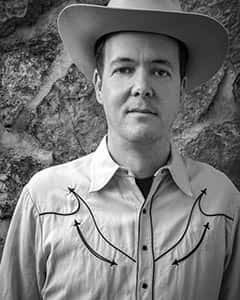 Craig Moreschini is the owner of Old Santa Fe Tours. He has a background in Archeology and Professional photography. When considering what to do in Santa Fe, he will take you on a tour which is equivalent to a Southwestern photography tour, only you will also be able to enjoy learning about the history and participating in the cultures of New Mexico. You will get the scenery, landscapes, but will also enjoy hot springs and visit seldom visited locations. There are Santa Fe tours and statewide New Mexico tours. Each is multi-stop and doesn't require driving, often lunch is included. By the way, his cowboy hat and shirt featured in the photo were custom-made in Santa Fe, not items you can easily find outside of the Old West, with the detail of craftsmanship Santa Fe is known for worldwide.