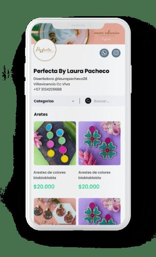 Imagen de la app