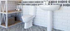 Керамин Нова МС Инкоэр белый