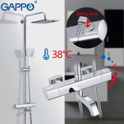 Душевая система Gappo G2491 (хром)
