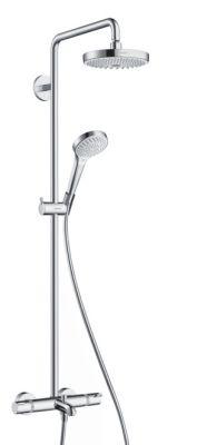 Душевая система Hansgrohe Croma Select S 180 2jet (27351400)