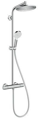 Душевая система Hansgrohe Crometta S 240 1jet Showerpipe (27267000)