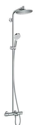 Душевая система Hansgrohe Crometta S 240 Showerpipe (27320000)