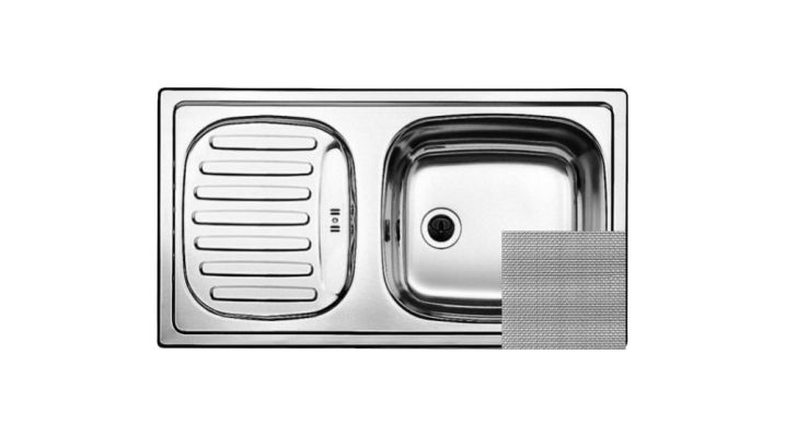 Кухонная мойка Blanco Flex mini нерж.сталь