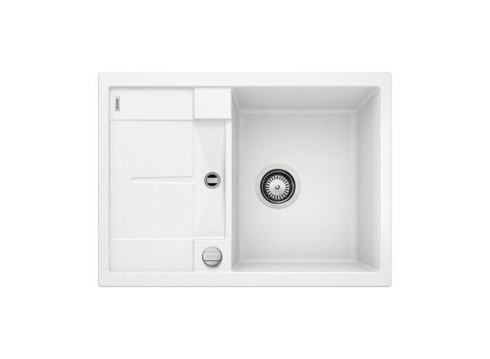 Кухонная мойка Blanco Metra 45 s compact белый