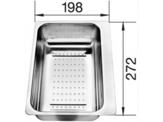 Blanco Metra 6 s compact антрацит