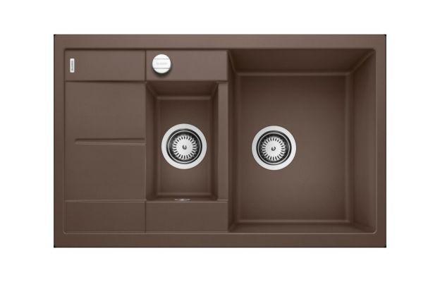 Кухонная мойка Blanco Metra 6 s compact кофе