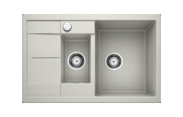 Кухонная мойка Blanco Metra 6 s compact жемчужный