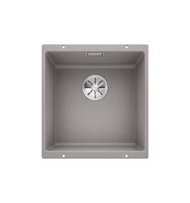 Кухонная мойка Blanco Subline 400-u алюметаллик