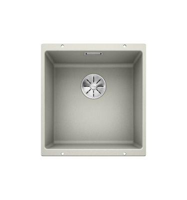 Кухонная мойка Blanco Subline 400-u жемчужный