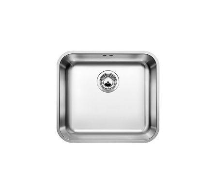 Кухонная мойка Blanco Supra 450-u нерж.сталь