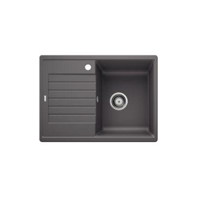 Кухонная мойка Blanco Zia 45 s compact темная скала