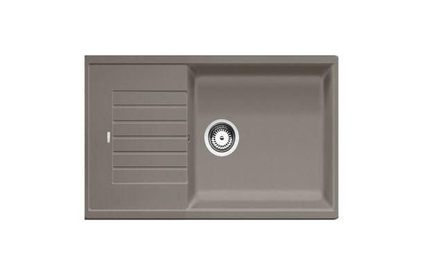 Кухонная мойка Blanco Zia xl 6 s compact серый беж