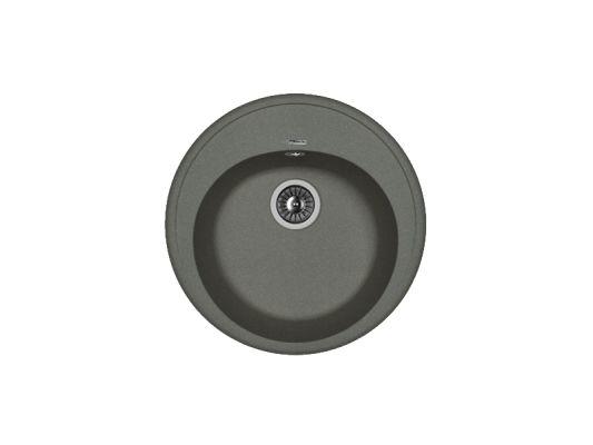 Кухонная мойка Florentina Лотос-510 (черный)