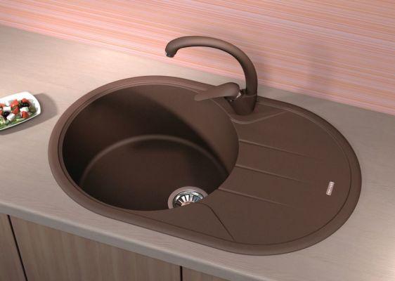Florentina Лотос-780 (коричневый)