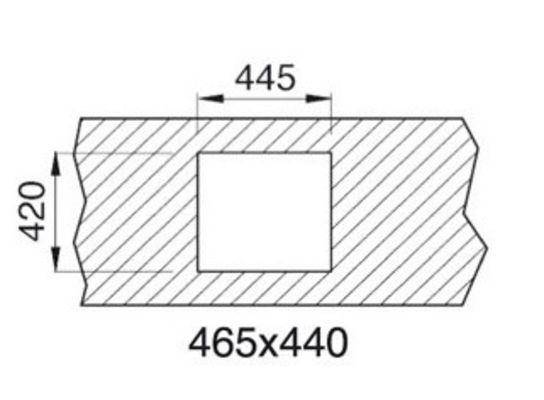 Teka E 50 1C 465.440 MAT