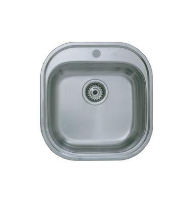 Кухонная мойка Teka STYLO 1C MTX из нержавеющей стали (10107045)