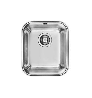 Кухонная мойка Teka UNDERMOUNT BE 340.400 PLUS из нержавеющей стали (10125149)