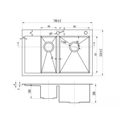 ZorG INOX Х 5178-2 R