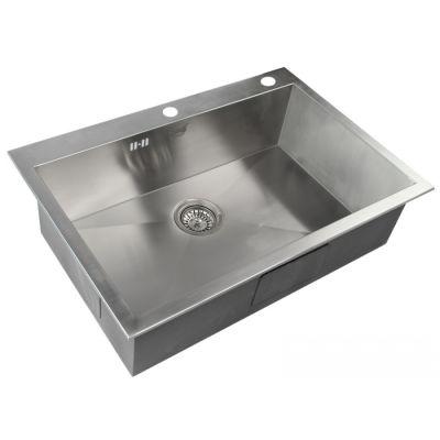 Кухонная мойка ZorG INOX Х 7551