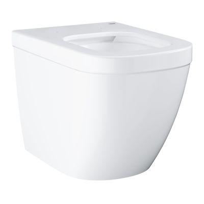 Приставной унитаз Grohe Euro Ceramic альпин-белый
