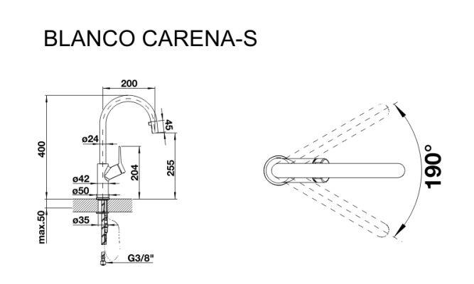 Blanco Carena-s кофе