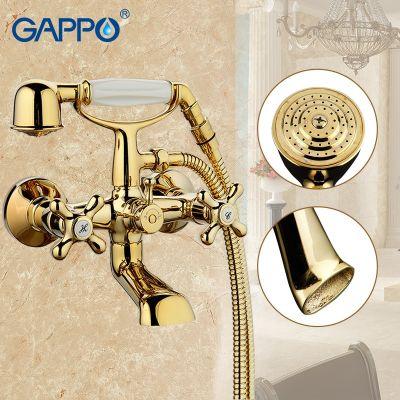 Смеситель Gappo G3263-6