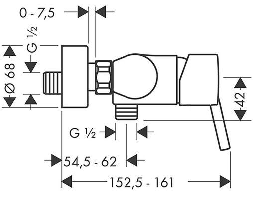 Hansgrohe Talis S 32620000