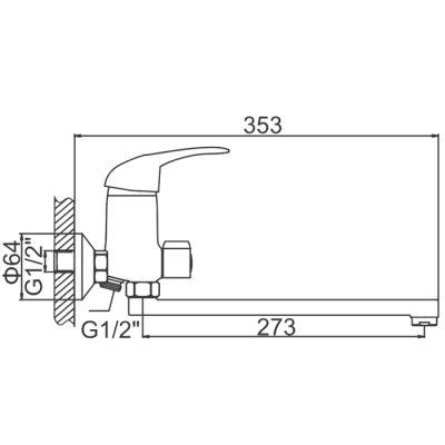 Ledeme H02-B L2202-B