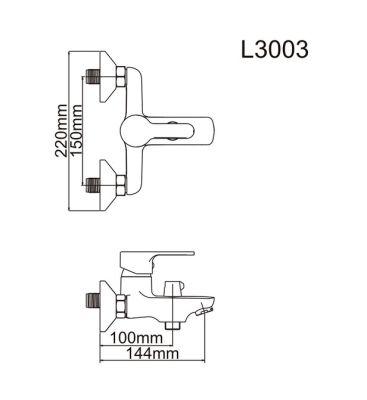 Ledeme L3003