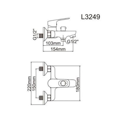 Ledeme L3249