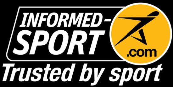 INFORMED-SPORT Trusted by sport