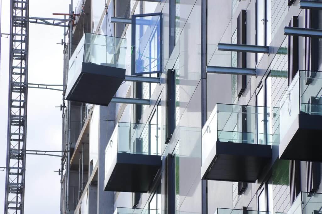 Understand Glide-On Balconies