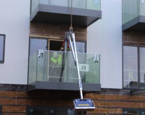 Balcony Installation