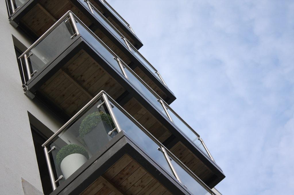 Gwynne Road Bolt-On balconies
