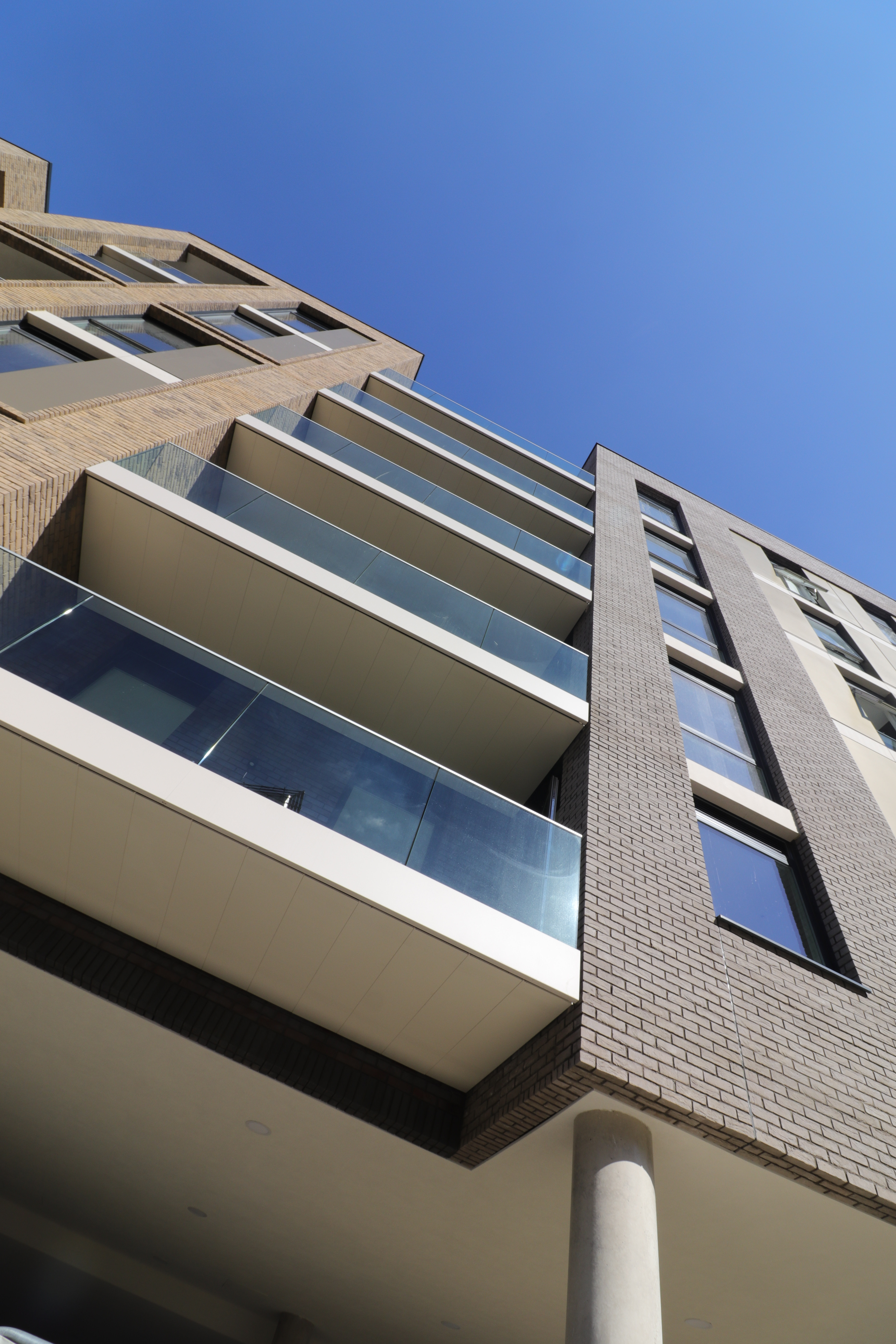 The Challenges of Inset Balconies