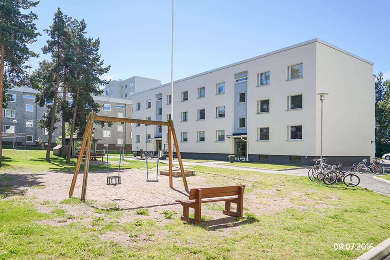 Espoo, Matinkylä, Matinkatu 10 A-D