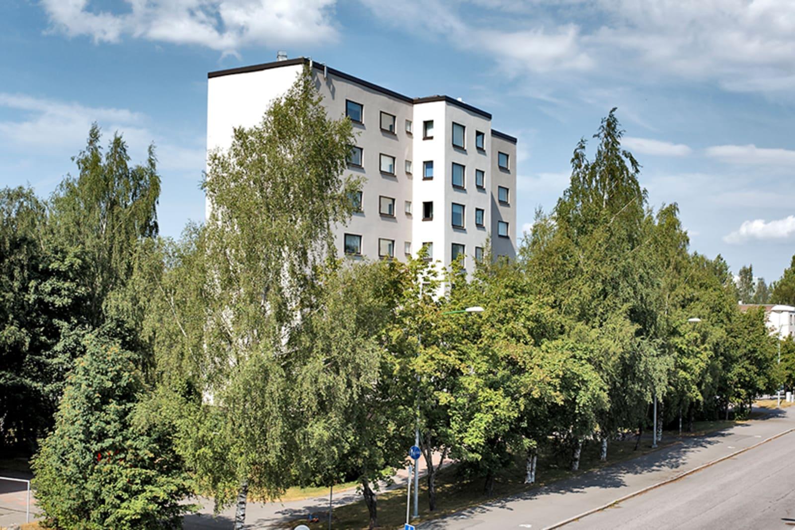 Espoo, Matinkylä, Aapelinkatu 1, Matinkartanontie 2 ja 6
