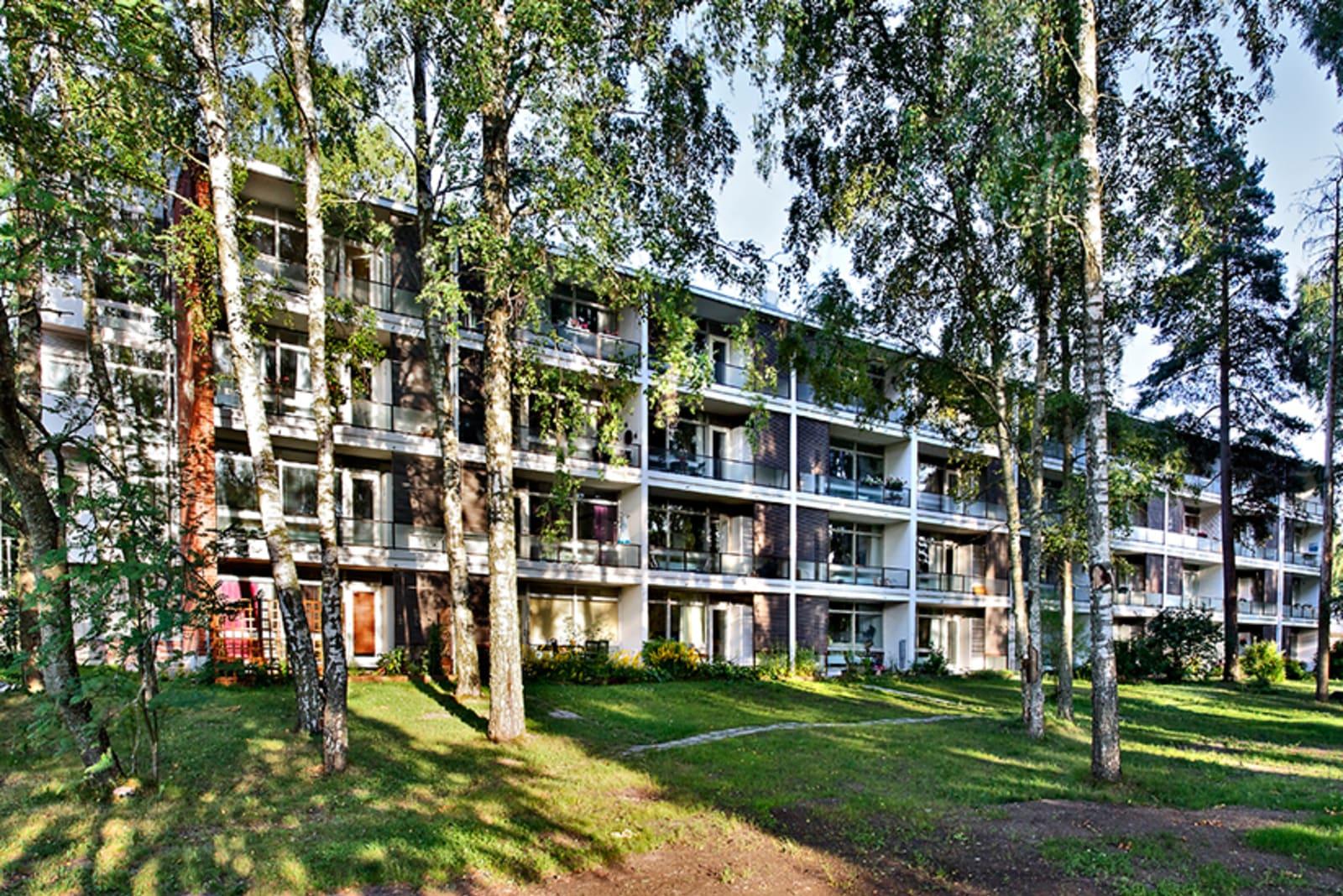 Espoo, Tapiola, Kaskenkaatajantie 5