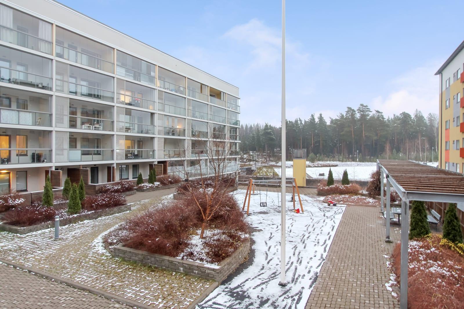 Helsinki, Aurinkolahti, Aurinkotuulenkatu 6, Hellekuja 1
